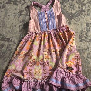 Matilda Jane Girls dress, size 8